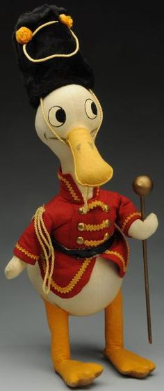 Drum Major Duck. Knickerbocker. Like mine.
