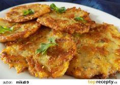 Tofu bramboráčky recept - TopRecepty.cz