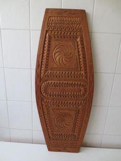 Surinaams houtsnijwerk