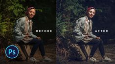 This particular %%KEYWORD%% is definitely an inspirational and splendid idea Outdoor Portrait Photography, Outdoor Portraits, Photography Courses, Photography 101, Photoshop Training, Learn Photoshop, Portrait Lighting, Lightroom Tutorial, Outdoor Lighting