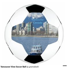 Vancouver View #Soccer Ball