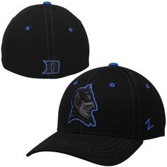 sports shoes 53825 98d8f Duke Blue Devils Zephyr Basic Element Flex Hat – Black Duke Basketball,  Basketball Hoop,