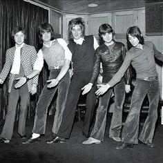 Blue Soul, Kenney Jones, Ronnie Lane, Faces Band, Ron Woods, Ronnie Wood, Five Guys, Rod Stewart, British Rock
