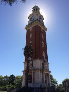 Torre del relogio San Francisco Ferry, Architecture, City, Argentina, Places, Parking Lot, Walks, Rook, Culture