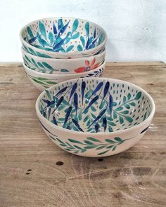 Pottery Painting Designs, Paint Designs, Crackpot Café, Kitchenware, Tableware, Ceramic Painting, Creative Crafts, Ceramic Pottery, Diy Furniture