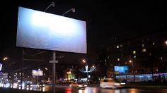 blank billboard at night - Google Search
