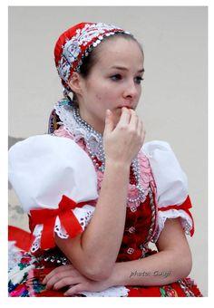 Spectacular Hungarian traditional   folk costume of Doroslovo (Doroszló). Vojvodina, Serbia
