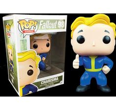 - Games - Fallout Vault Boy Toughness as a stylized POP vinyl from Funko! Figure stands 3 inches and comes in a window display box. Vinyl Toys, Funko Pop Vinyl, Vinyl Figures, Action Figures, Fallout 4 Vault Boy, Steven Universe Stevonnie, Otaku, Jimi Hendrix Woodstock, Comic Clothes