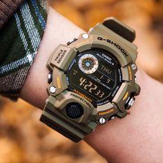 Fancy - Triple Sensor Rangeman GW9400 Watch by G-Shock