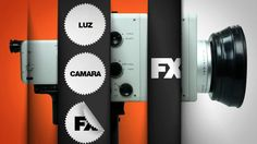 On Air worldwide branding production for FOX. Network package 2D animation. Designed by FOX.
