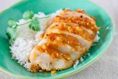 Chicken With Five-Ingredient Teriyaki Sauce