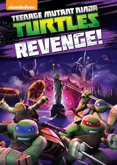 This Teenage Mutant Ninja Turtles Revenge movie review brought back memories of when my son was little and enjoyed watching them. ad