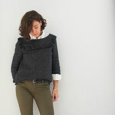 Un pull sans aiguilles
