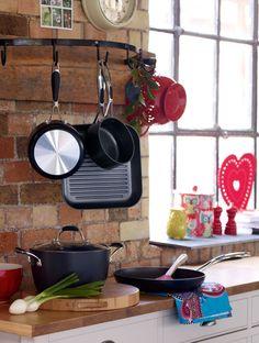 Colorful Boho Chic Kitchen Designs