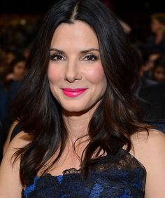 """It's Sandra Bullock!    This Academy Award-winning actress is also America's Sweetheart, no matter how bad her choice in men. We're all on """"Team Sandra"""" as she moves forward in her extraordinary career, and as a mom to Louis."""