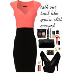 Classy., created by nicki-rae on Polyvore