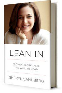 """Sheryl Sandberg's """"Lean In"""" Book Tops Amazon's Best Sellers List On Its First Day OfSales"""