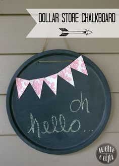 http://twelveoeight.blogspot.com/  chalkboard sign
