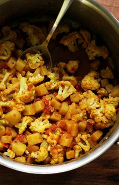 Aloo Gobi | Joanne Eats Well With Others