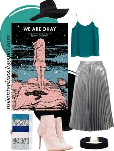 No Bent Spines: #BookLook || We Are Okay by Nina LaCour