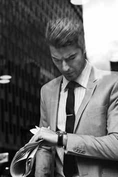 the-suit-man:  Suits   Men   Mens fashion  ...