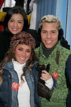 RBD na Macy's Thanks Givin' Day Parade (23.11.06) - 033 - RBD Fotos Rebelde | Maite Perroni, Alfonso Herrera, Christian Chávez, Anahí, Christopher Uckermann e Dulce Maria