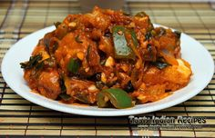 Paneer Manchurian is simply made with Indian Cottage Cheese, cooked in delicious vegetables and Chinese sauces, which really make this recipe worth to eat.