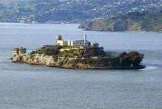 É impossível estar em São Francisco e não visitar Alcatraz. É um destino que todos querem visitar e que causa muito fascínio! #california#atrações