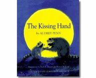 The Kissing Hand by Audrey Penn. Valentines Day books for kids.  http://www.apples4theteacher.com/holidays/valentines-day/kids-books/the-kissing-hand.html