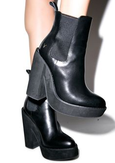 Windsor Smith Player Ankle Boot
