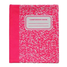 Composition iPad Sleeve Pink by wonder threads now featured on Fab.
