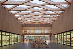Gallery - Berluti Manufacture / Barthélémy Griño Architectes - 1