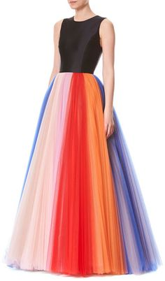 Looks So Good - These Herrera Dresses