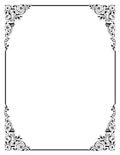 free vintage congratulations clip art frames and borders