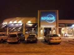 The Fishbowl, Timmins Ontario.Great meals with the family there