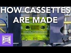 Making cassette tapes