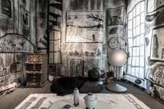 The Drawing Room by Faye Toogood - Somerset House London Design Festival 2015