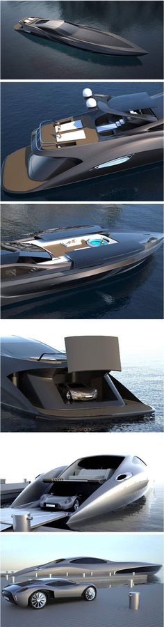 """""""Strand Craft 166 super-yacht"""" so cool. Only for Powerboat fans. Yacht Design, Super Yachts, Yachting Club, Model Auto, Bateau Yacht, Future Transportation, Kayak, Yacht Boat, Speed Boats"""