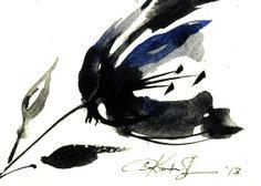 Organic Impressions ... No.109...by Kathy Morton Stanion