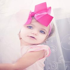 Delightfully sweet hair accessories that will be the ideal finishing touch to any little lady's outfits.