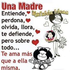 TO MY MOM SHARIZ DE TU LINDA HIJA.. GRACIAS POR SER MI MAMA.. I LOVE U.. #reflexionesdevida
