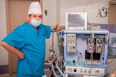 Рустам Асгатович Идиатуллин, заслуженный врач РБ, анестезиолог-реаниматолог высшей категории