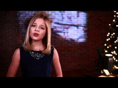 Jackie Evancho: I'll Be Home For Christmas - Christmas Music Video