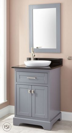 Distinguish Your Bathroom With The Tulare Vessel Sink That Is Crafted