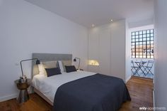 Luxe apt for 6 in historic centre panoramic view lift ac Apartment