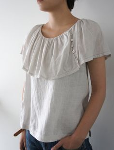[Envelope Online Shop] Lucie2 Lisette tops