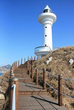 Somaemuldo lighthouse [? - Somaemuldo Island, Tongyeong, South Korea]