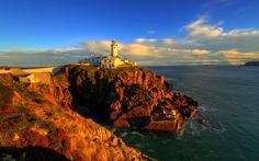 widescreen backgrounds lighthouse - lighthouse category