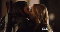 Nyssa and Sara, Arrow