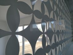 Lézervágott dekor panel Verona, Valance Curtains, Metal, Design, Home Decor, Luxury, Decoration Home, Room Decor